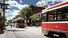 Streetcars in Toronto