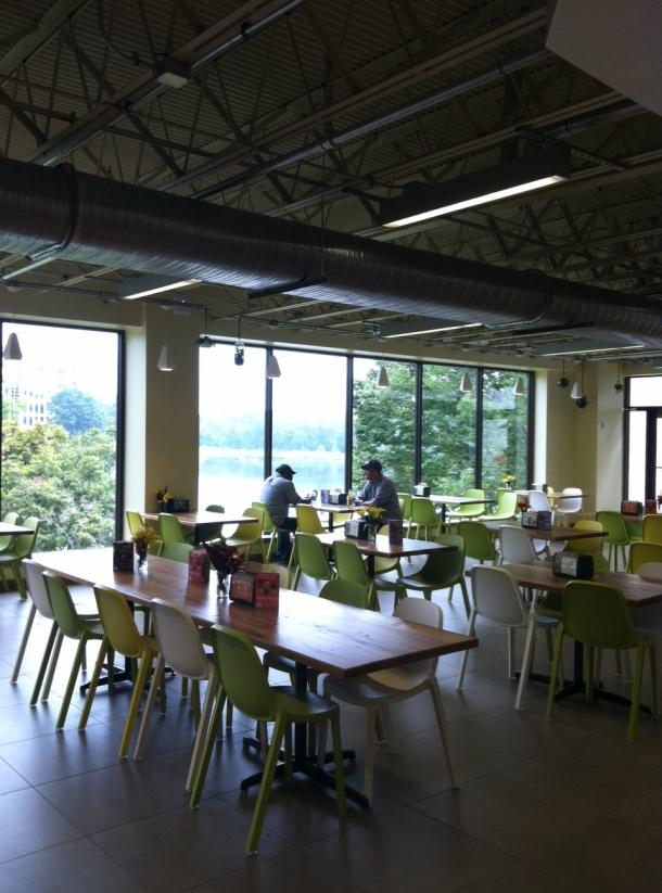 WF dining area