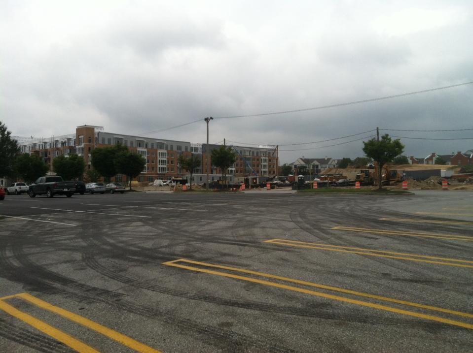 Columbia redevelopment